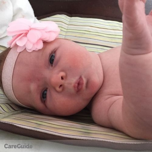 Canadian Nanny Job Jennifer K's Profile Picture