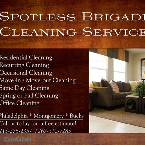 Housekeeper Provider Lisandra C's Profile Picture