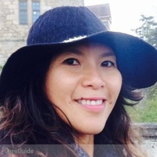 Canadian Nanny Provider Mitzie Belgira's Profile Picture