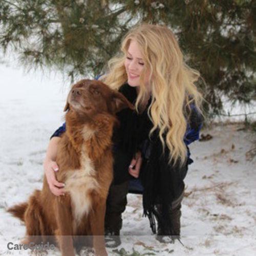 Pet Care Provider Madison Edmonds's Profile Picture
