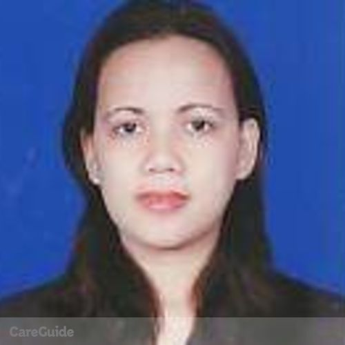 Canadian Nanny Provider Bernardita Rillamas's Profile Picture