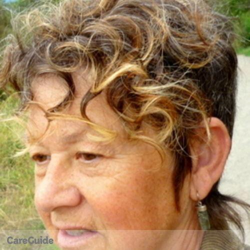 Canadian Nanny Provider Leda Cedar's Profile Picture