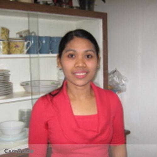 Canadian Nanny Provider Gina M's Profile Picture