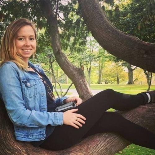 Canadian Nanny Provider Allyson P's Profile Picture