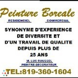 Painter in Gatineau