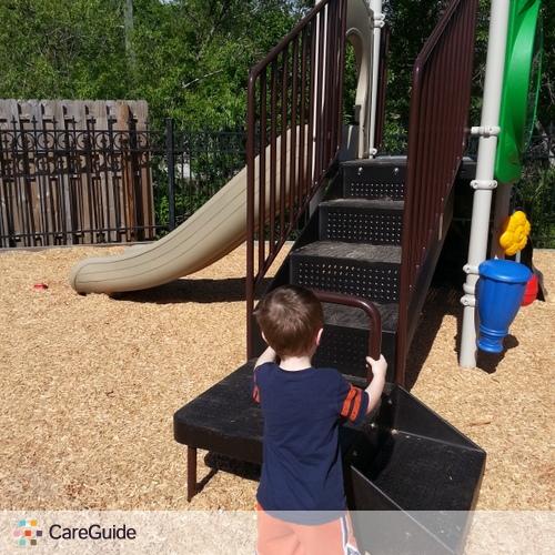Child Care Provider Ashley Richmond's Profile Picture