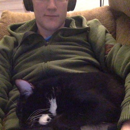 Pet Care Job Samuel Haaf's Profile Picture