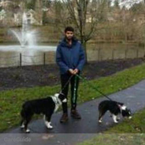 Pet Care Provider Clarke Morley's Profile Picture