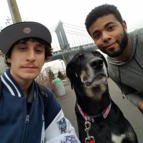 Pet Care Provider Daniel Proseus and Miguel Soriano's Profile Picture