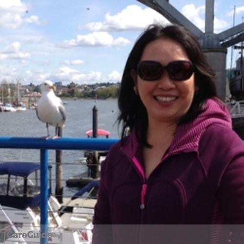 Canadian Nanny Provider Corina Esteban's Profile Picture