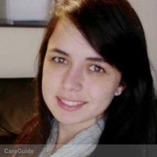 Canadian Nanny Provider Yasmin Ferreira's Profile Picture