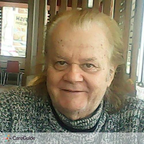 Handyman Provider Bob Anderson's Profile Picture