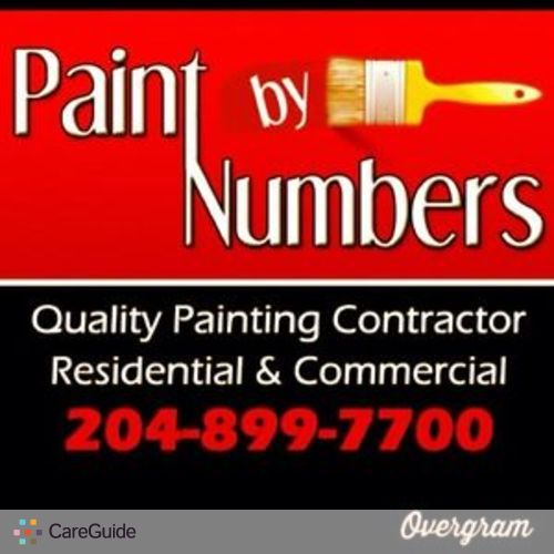 Handyman Provider Paint By N's Profile Picture