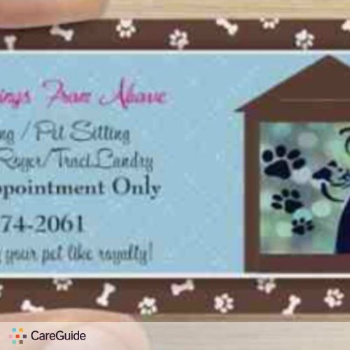 Pet Care Provider Buffy Royer's Profile Picture