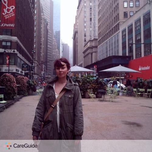 Child Care Provider Nerea Guzman's Profile Picture