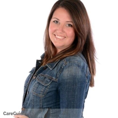 Canadian Nanny Provider Brittany H's Profile Picture