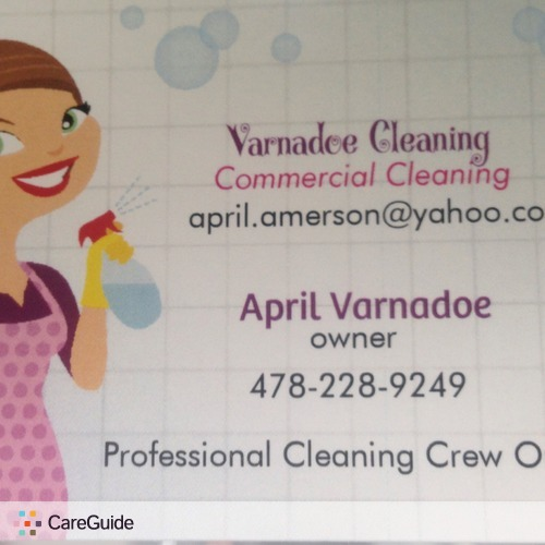 Housekeeper Provider April V's Profile Picture
