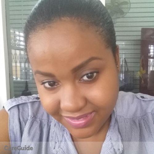 Canadian Nanny Provider Nasha Johnson's Profile Picture
