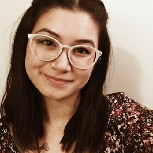 Canadian Nanny Provider Felicity P's Profile Picture