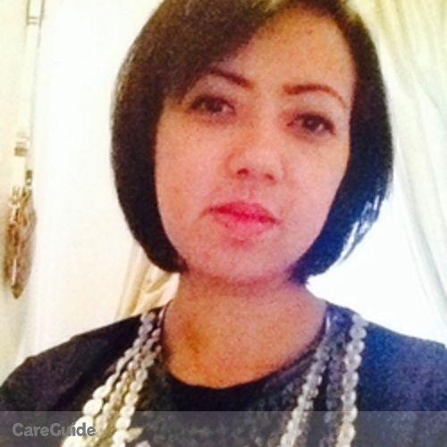 Canadian Nanny Provider Olivia Paras's Profile Picture