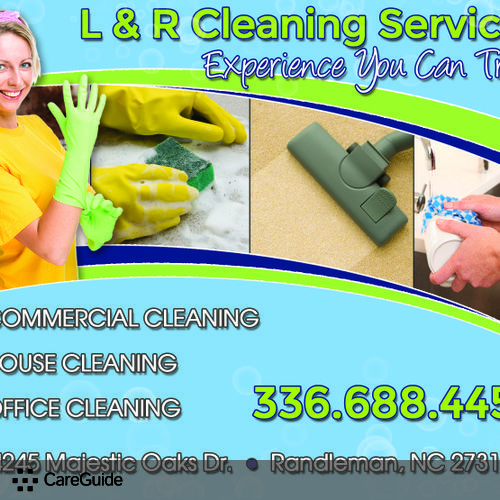 Housekeeper Provider LInda Seger's Profile Picture