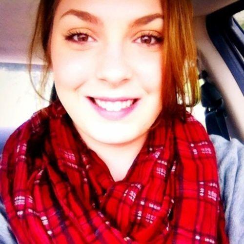 Canadian Nanny Provider Chelsea Brunelle's Profile Picture