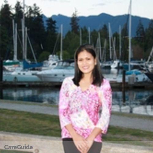 Canadian Nanny Provider Karen Santero's Profile Picture