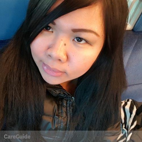Canadian Nanny Provider Aprile Duenas's Profile Picture