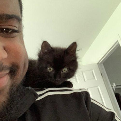 Pet Care Provider Mikhal W's Profile Picture