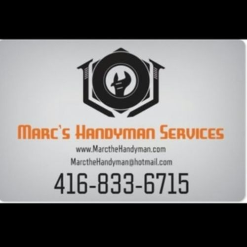 Marc's Handyman Services - Downtown Toronto