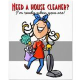 Talented Housekeeper for Your Home