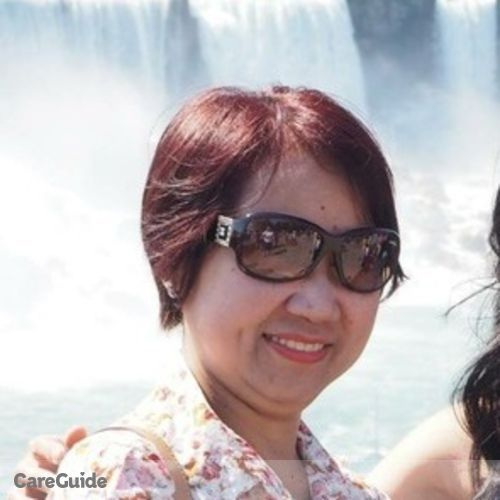 Canadian Nanny Provider Neng Marcelo's Profile Picture