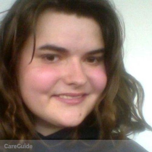 Canadian Nanny Provider Annika Olsen's Profile Picture