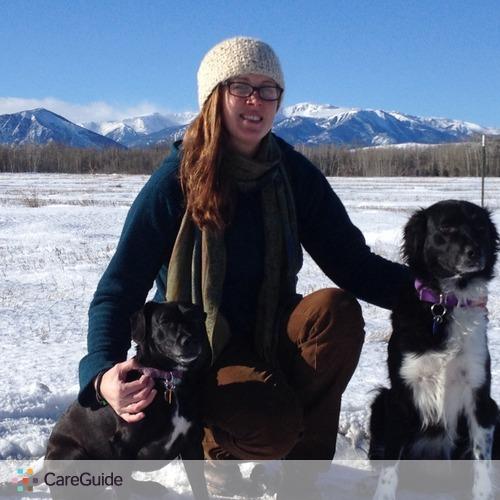 Pet Care Provider Rachel A's Profile Picture