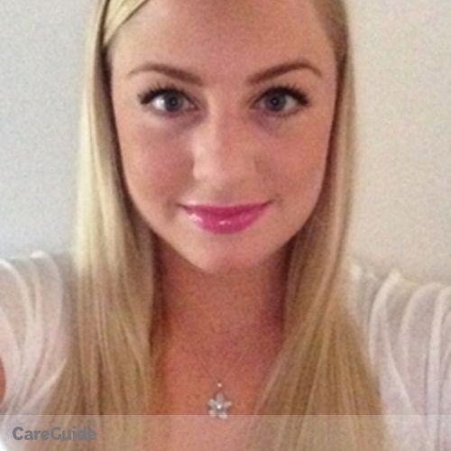 Canadian Nanny Provider Brianna de Palezieux's Profile Picture