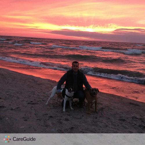 Pet Care Provider Dominic T's Profile Picture