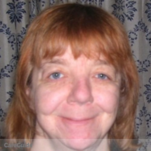 Canadian Nanny Provider Michelle Hayes's Profile Picture