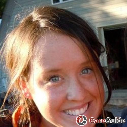 Child Care Provider Megan Ryan's Profile Picture