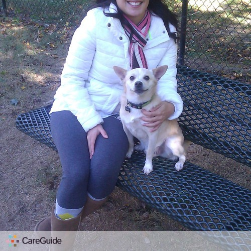Pet Care Provider Weimar Caceres's Profile Picture