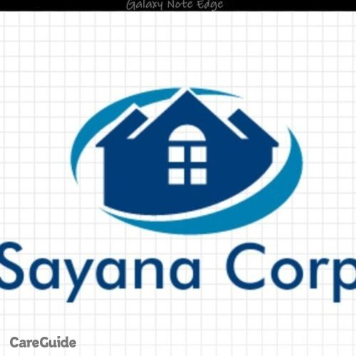 Housekeeper Provider Sayana Corp's Profile Picture