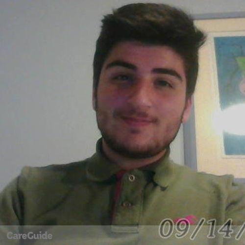 Canadian Nanny Provider Claudio Arocha's Profile Picture