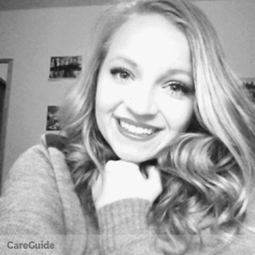 Canadian Nanny Provider Emily Bond's Profile Picture