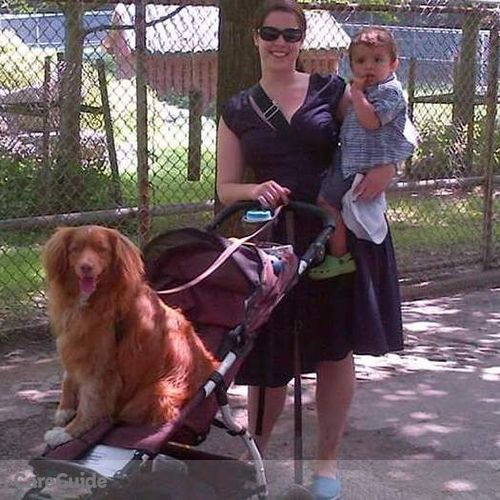 Canadian Nanny Provider Ellen Roach's Profile Picture