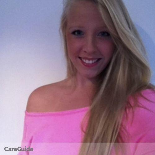 Canadian Nanny Provider Jade Mason's Profile Picture