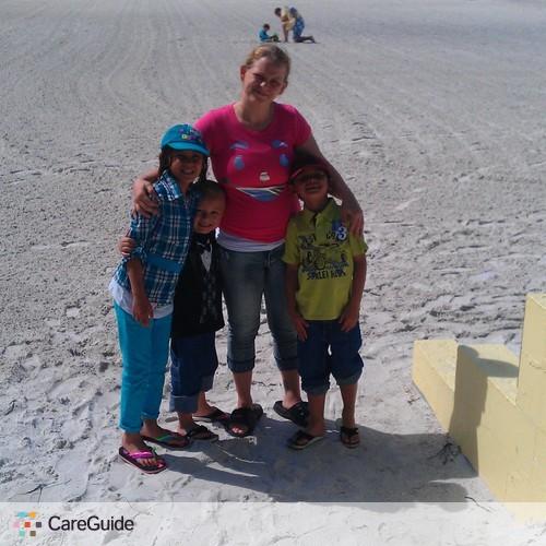 Child Care Provider Stephanie Biseri's Profile Picture