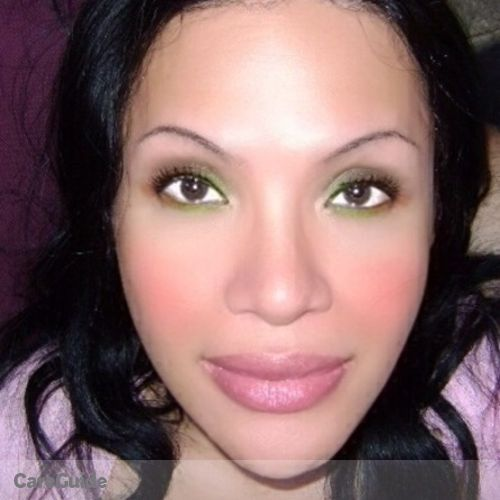 Canadian Nanny Provider Dinah P's Profile Picture