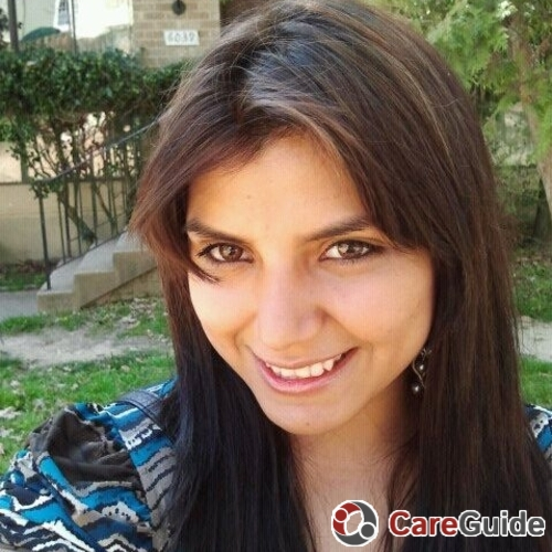 Child Care Job Stefanny Velasquez's Profile Picture