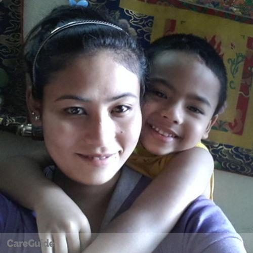 Canadian Nanny Provider Sujata Lama's Profile Picture