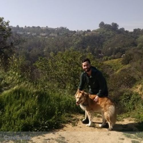 Pet Care Provider Jason Kraman's Profile Picture