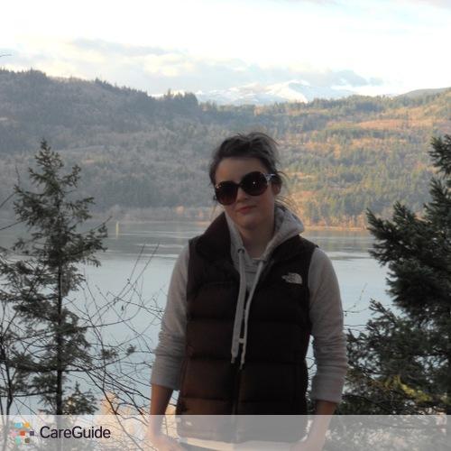 Child Care Provider Stevie K's Profile Picture